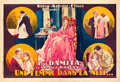 """Movie Posters:Foreign, A Woman in the Night (Union Artistic Films, 1924). French Double Grande (63"""" X 94""""). Foreign.. ..."""