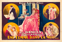 "A Woman in the Night (Union Artistic Films, 1924). French Double Grande (63"" X 94""). Foreign"