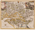 Miscellaneous:Maps, [Colonial America]. Engraving: Nova Virginiae Tabula.Virginia. [1671]....