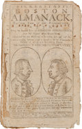 Miscellaneous:Booklets, [Revolutionary War]. Bickerstaff's Boston Almanack, For the Year of our Redemption, 1778....