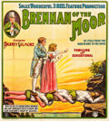 "Movie Posters:Drama, Brennan of the Moor (Exclusive Supply Corp., 1913). Six Sheet (80"" X 88"").. ..."