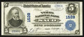 National Bank Notes:Maine, Saco, ME - $5 1902 Plain Back Fr. 599 The York NB Ch. # 1528. ...