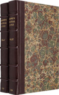 Books:Philosophy, William Godwin. An Enquiry Concerning Political Justice. And Its Influence on General Virtue and Happiness. Dubl... (Total: 2 Items)