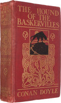 Books:Mystery & Detective Fiction, Arthur Conan Doyle. The Hound of the Baskervilles. London:George Newnes, 1902....