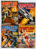 Pulps:Science Fiction, Startling Stories Group (Standard, 1939-46) Condition: AverageVG.... (Total: 19 Comic Books)