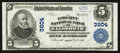 National Bank Notes:Maine, Ellsworth, ME - $5 1902 Plain Back Fr. 600 The Liberty NB Ch. #3804. ...