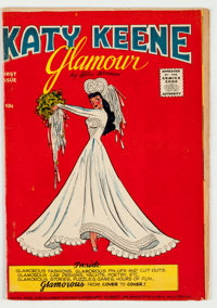 Katy Keene Glamour #1 (Archie, 1957) Condition: FN