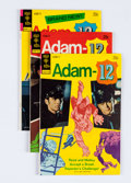 Bronze Age (1970-1979):Miscellaneous, Adam 12 #1-9 Group - Savannah pedigree (Gold Key, 1973-75)Condition: Average VF.... (Total: 9 Comic Books)