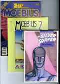Books:Miscellaneous, Moebius Graphic Novel Group (Epic/HM Communications, Inc.,1981-1988) Condition: Average VF/NM. Group of graphic novelsfeat... (Total: 11 Comic Books)