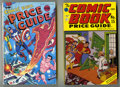 Memorabilia:Comic-Related, Overstreet Price Guide #10 and 15 Group (Harmony, 1980-85) Condition: Very Good. Includes softcover copies of issue #10 (Ale... (Total: 2)
