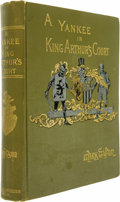 Books:First Editions, Mark Twain: A Connecticut Yankee in King Arthur's Court (NewYork: Charles L. Webster & Company, 1889), first edition, f...(Total: 1 Item)