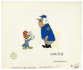 "Animation Art:Production Cel, Woody Woodpecker ""The Reluctant Recruit"" Animation Production Cel#1386 and Drawing Original Art, Group of 3 (Walter Lantz Pro...(Total: 3 Items)"