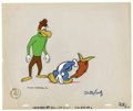"Animation Art:Production Cel, Woody Woodpecker ""Show Biz Beagle"" Animation Production Cel #1260and Drawing Original Art, Group of 4 (Walter Lantz Productio...(Total: 4 Items)"