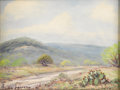 Texas:Early Texas Art - Impressionists, PEDRO LAZCANO (1909-1970). Untitled. Oil on canvas. 12in. x16in.. Signed lower left. ...
