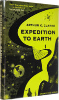 Books:Signed Editions, Arthur C. Clarke: Signed First Edition of Expedition toEarth (New York: Ballantine Books, 1953), first edition, 165pag... (Total: 1 Item)