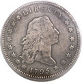 Early Dollars, 1795 $1 Flowing Hair, Two Leaves VG10 PCGS. B-3, BB-11, R.5. ...