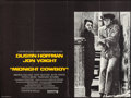 "Movie Posters:Academy Award Winners, Midnight Cowboy (United Artists, 1969). British Quad (30"" X 40"").Academy Award Winners.. ..."