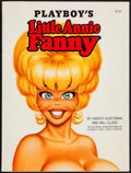 "Movie Posters:Sexploitation, Playboy's Little Annie Fanny (Playboy Press, 1966). Soft Cover Book(128 pages, 10.5"" X 14""). Sexploitation.. ..."