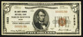 National Bank Notes:Maine, North Berwick, ME - $5 1929 Ty. 1 The North Berwick NB Ch. # 1523. ...