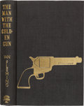 Books:Fiction, Ian Fleming. The Man with the Golden Gun. London: JonathanCape, [1965]. First edition. The very scarce first ...