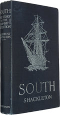 Books:Biography & Memoir, Sir Ernest Shackleton. South. The Story of Shackleton's LastExpedition 1914-1917. London: William Heinemann, 19...