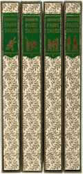 Books:Children's Books, [Lucille Corcos, Illustrator]. Louis and Bryna Untermeyer, Editors.Grimm's Fairy Tales. Limited Editions Club, 1962... (Total:4 Items)