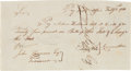 Autographs:Military Figures, [Revolutionary War]. Pay Order for Soldier Nehemiah Hubbard, 1781....