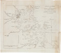 Miscellaneous:Maps, [Revolutionary War]. Map: A Plan of the Town and Chart of theHarbour of Boston...