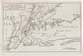 Miscellaneous:Maps, [Revolutionary War]. Map of the Progress of his Majesty's Armiesin New York During the late Campaign Illustrating the A...