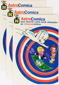 Bronze Age (1970-1979):Cartoon Character, Astro Comics 1977 and 1978 Multiple File Copies Long Box Group (Harvey, 1977-78) Condition: NM-....