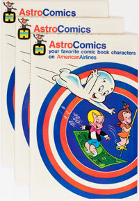 Astro Comics 1977 and 1978 Multiple File Copies Long Box Group (Harvey, 1977-78) Condition: NM-