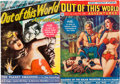 Pulps:Science Fiction, Out of This World Adventures #1 and 2 Group (Avon, 1950)....(Total: 2 Items)