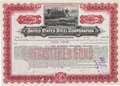 Miscellaneous:Ephemera, Andrew Carnegie Unsigned United States Steel Bond Certificate....