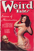 Pulps:Horror, Weird Tales - March '38 (Popular Fiction, 1938) Condition: VG/FN....