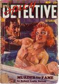 Pulps:Detective, Spicy Detective Stories - November '34 (Culture, 1934) Condition:FR....