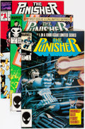 Modern Age (1980-Present):Superhero, The Punisher-Related Box Lot (Marvel, 1986-94) Condition: AverageNM....
