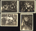 "Movie Posters:Horror, Haxan: Witchcraft Through the Ages (Svensk Filmindustri, 1922). Photos (114) (3.5"" X 4.5"").. ... (Total: 114 Item)"
