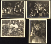 "Haxan: Witchcraft Through the Ages (Svensk Filmindustri, 1922). Photos (114) (3.5"" X 4.5""). ... (Total: 114 It..."