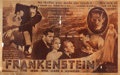 "Movie Posters:Horror, Frankenstein (Universal, 1931). Framed Herald (10"" X 16.5"").. ..."