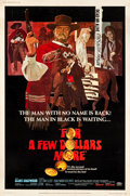 """Movie Posters:Western, For a Few Dollars More (United Artists, 1967). Poster (40"""" X 60"""").. ..."""