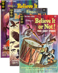 Silver Age (1956-1969):Horror, Ripley's Believe It Or Not! Box Lot (Gold Key, 1960s) Condition:Average GD/VG....