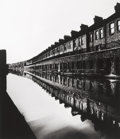 Photographs, BILL BRANDT (British, 1904-1983). Grand Union Canal, Paddington, 1938. Gelatin silver, printed later. 13-1/4 x 11-1/2 in...