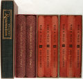 Books:Literature Pre-1900, [Limited Editions Club]. Leo Tolstoy. Group of Three LimitedEdition Club Titles. Includes: War and Peace. Glasgow:LEC,... (Total: 9 Items)