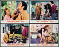 """Movie Posters:Elvis Presley, Live a Little, Love a Little (MGM, 1968). Lobby Cards (4) (11"""" X14""""). Elvis Presley.. ... (Total: 4 Items)"""