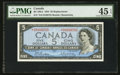 Canadian Currency: , BC-39bA $5 1954 Replacement Note *S/S Prefix. ...