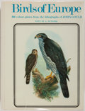 Books:Natural History Books & Prints, John Gould. Birds of Europe. Text by A. Rutgers. London: Methuen, [1966]. First edition thus, first printing. With 1...