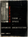 Books:Art & Architecture, Norman F. Carver, Jr. Form and Space of JapaneseArchitecture. [Japan: Shokokusha, 1955]. First edition, firstprint...