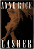 Books:Horror & Supernatural, Anne Rice. INSCRIBED. Lasher. New York: Alfred A. Knopf,1993. First edition, third printing before publication. I...