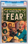 Golden Age (1938-1955):Horror, Haunt of Fear #8 (EC, 1951) CGC FN/VF 7.0 Cream to off-whitepages....