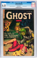 Golden Age (1938-1955):Horror, Ghost #6 (Fiction House, 1953) CGC FN 6.0 Off-white pages....